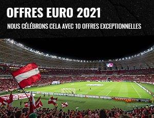 Offres Euro 2021