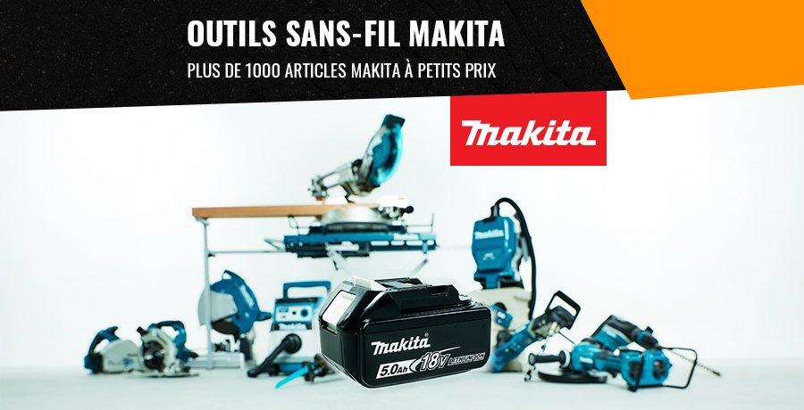 Makita outil sans-fil